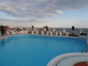 AC Hotel Malaga Palacio Rooftop View