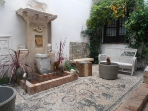 Charming hotel in Cordoba
