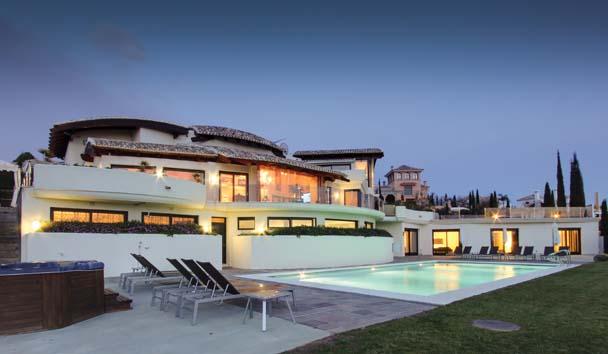 Villa El Cano
