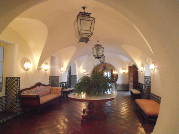 Hotel Castillo de Santa Catalina, Malaga