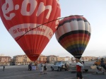 Balloon Flight, Glovento Sur, Guadix