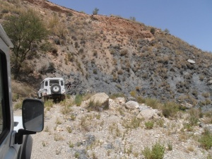oFF-ROAD 4X4 Land Rover tour