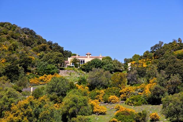El Castillo, luxury villa, Andalucia