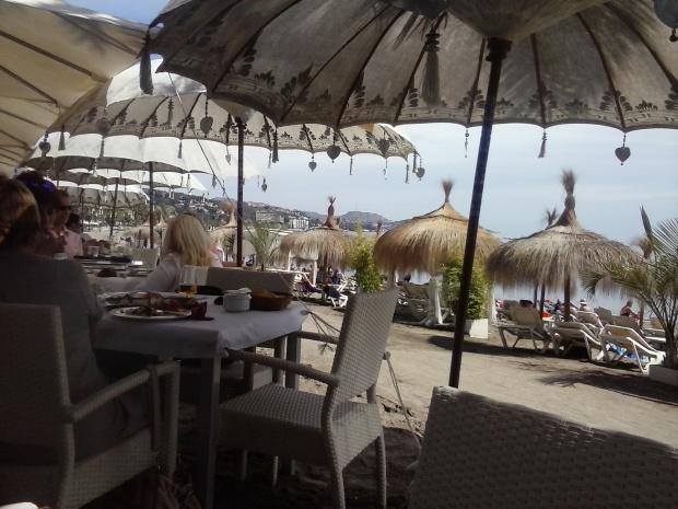 Playa La Malagueta, Beach Bars, Malaga
