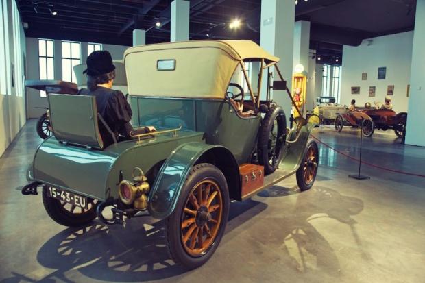 Museo Automovilistivo, Car Museum, Malaga