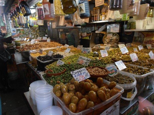 Mercado Atarazanas, Malaga