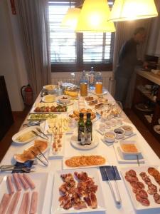 Hotel La Gastocasa Breakfast