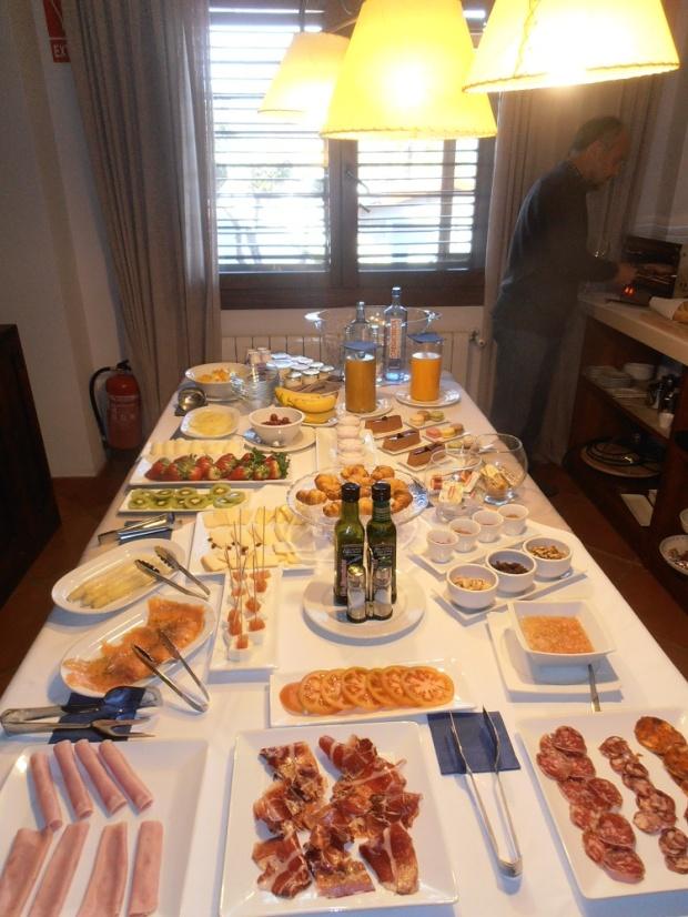Hotel La Gastrocasa Breakfast