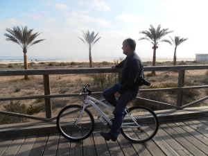 Hotel La Gastocasa Bikes on Gandia Playa