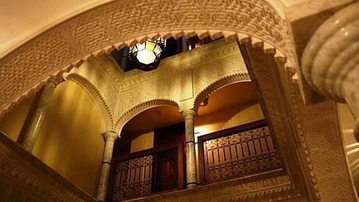 Hotel El  Rey Moro, Seville