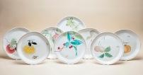 Carmen Munoz Hand-painted ceramics