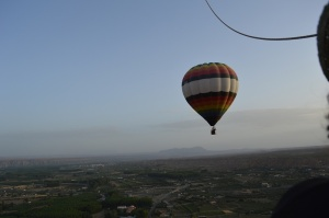 Hot Air Ballooning in Spain