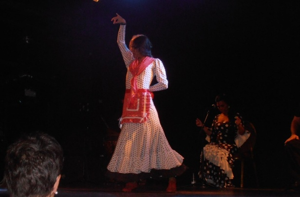 Flamenco Dancer, City Hall, Barcelona