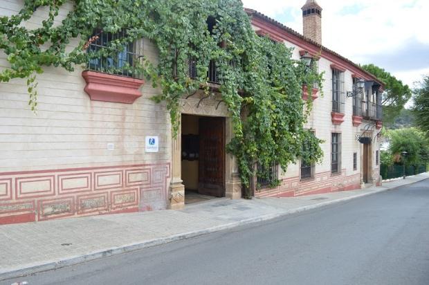 El Palacio de San Benito, Cazalla, Sevilla
