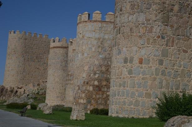 City Walls, Avila