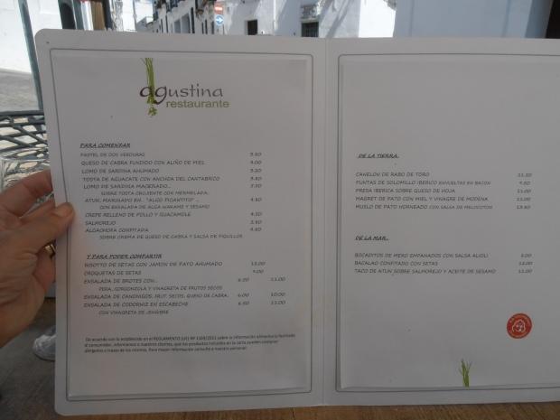 Restaurante Agustina