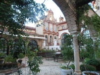 El Palacio de San Benito, Cazalla