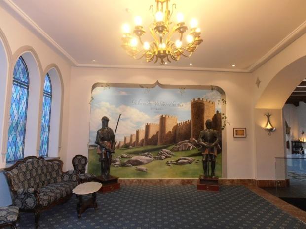 Hotel Valderabbanos, Avila