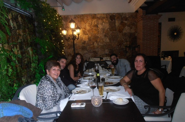 Restaurante Patanegra 57, Nerja