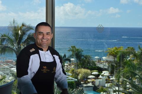 Chef Ruben Cabrera