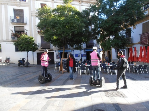 Segway Tour in Cordoba