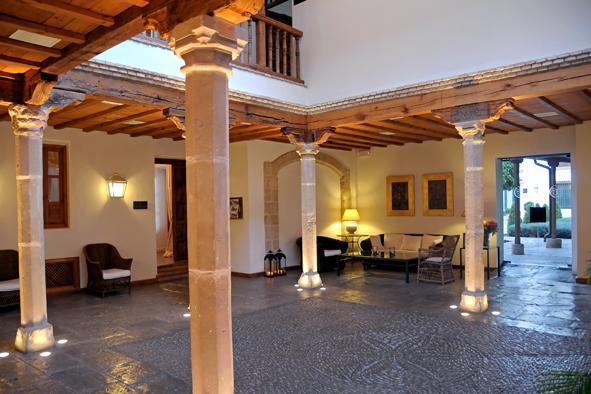 Hotel Puerta de la Luna, Baeza
