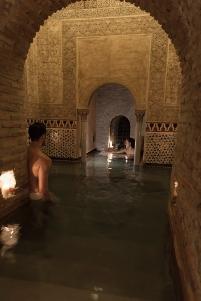 Hammam Baths, Granada