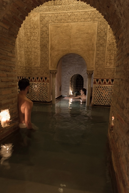Hammam Baths, Granada