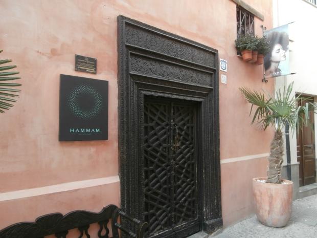 Al Aandalus Hammam Baths Granada