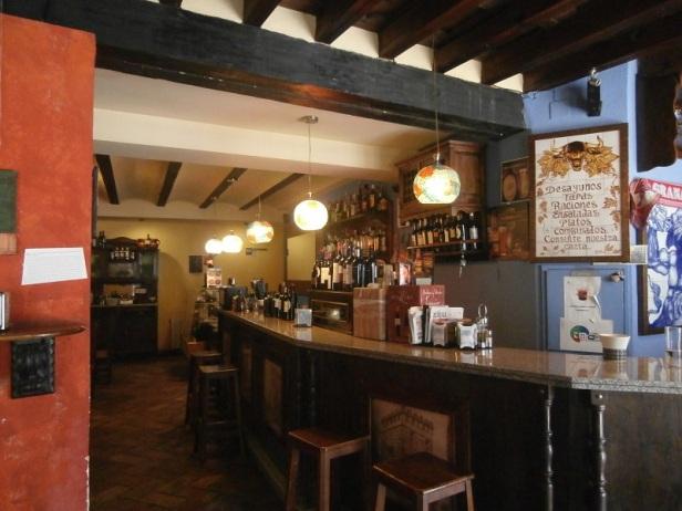 Hotel Zawan Bar, Granada