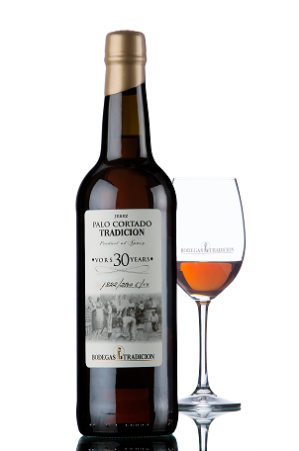 Bodegas Tradicion Wine