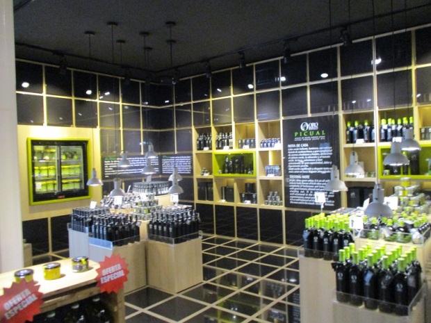 Oro Bailen Olive Oil Mill Shop