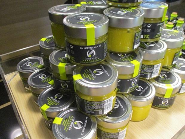 Oro Bailen Olive Oil Marmalade