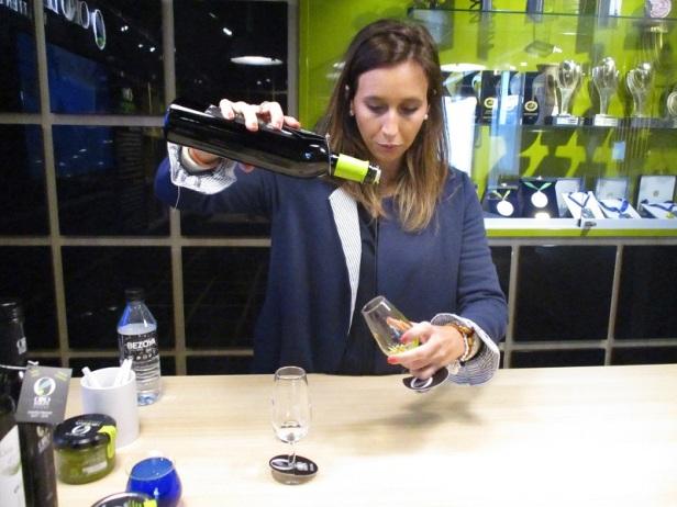 Oro Bailen Olive Oil Mill Visit & Tasting