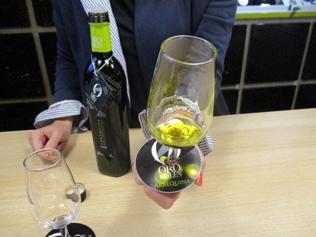 Oro Bailen Arbequina Olive Oil