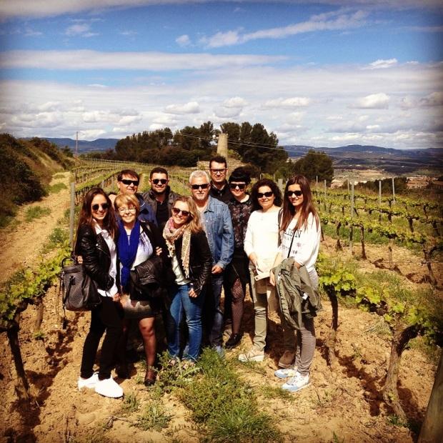 Winery Tour Catalunya, Spain