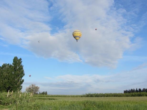 Hot Air Balloon Flights, Barcelona