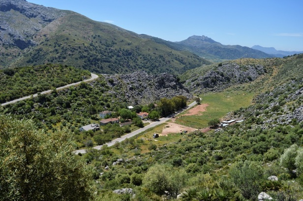 Cartajima, Serrania de Ronda