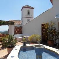 Hotel Los Castanos, Cartajima, Malaga