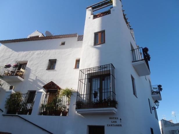 Hotel Los Castanos,  Cartajima, Ronda, Malaga