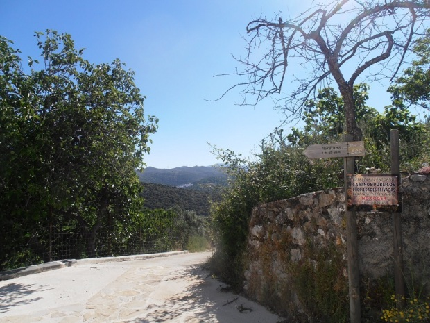 PR A 222 Parautas walking route