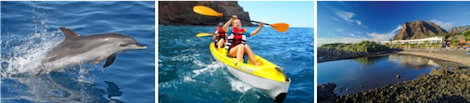 La Gomera, watersports