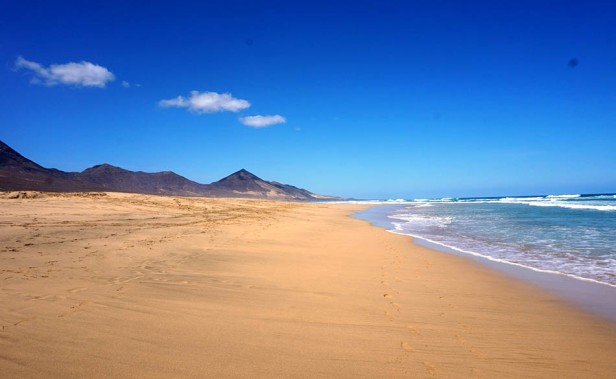 Playa El Cofete