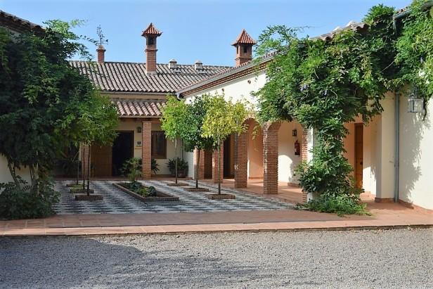 Finca la Fronda, Aracena, Huelva