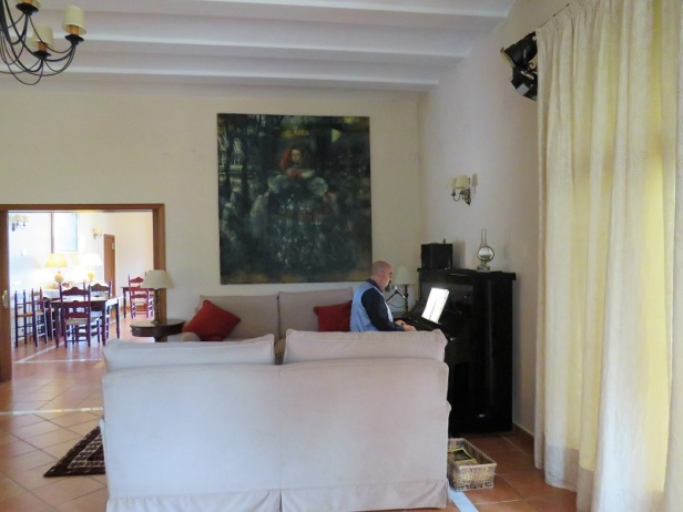 Boutique B&B in Spain – Mountains, Live Piano and Poetry on Your