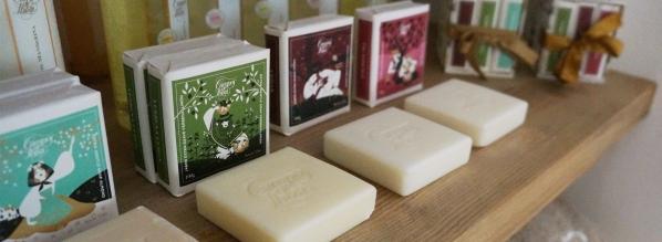 Campos de Ibiza soap