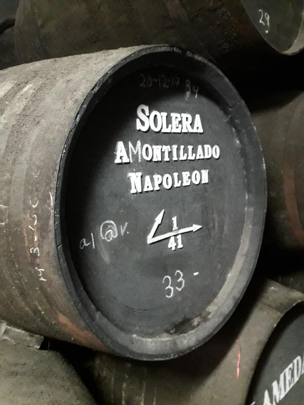 Bodegas Hidalgo - La Gitana