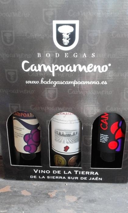 Winery, Bodegas Campoameno, Frailes, Jaen