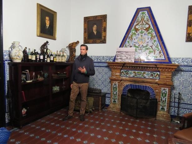 Bodegas Hidalgo - La Gitana Winery, Sanlucar de Barrameda, Cadiz