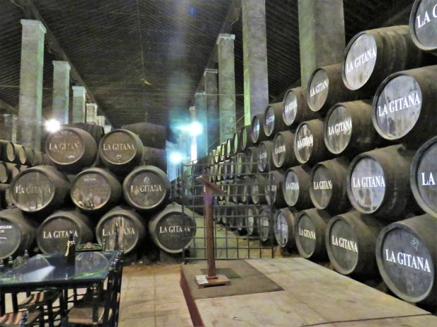 Bodegas Hidalgo - La Gitana Winery, Sanlucar de Barrameda